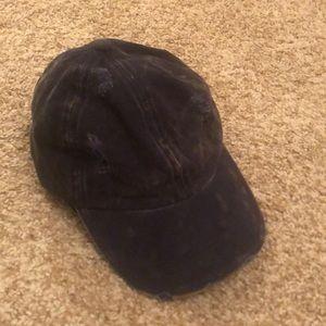NWT David & Young Dark Navy baseball cap hat